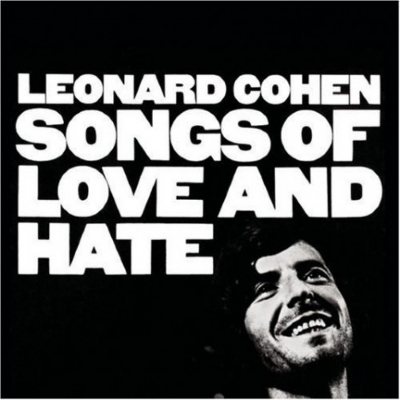 DISCO DE VINIL NOVO - LEONARD COHEN - SONGS OF LOVE AND HATE LP