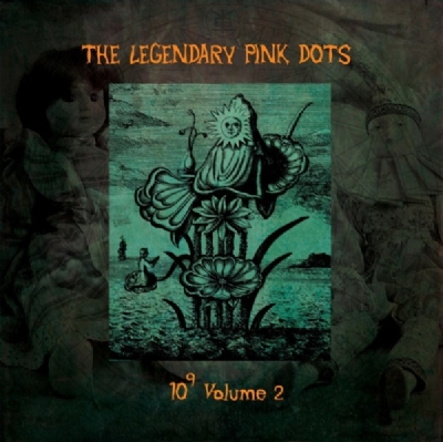 DISCO DE VINIL NOVO - THE LEGENDARY PINK DOTS - 10â VOLUME 2 LP