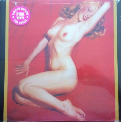 DISCO DE VINIL NOVO - MARILYN MONROE - THE ESSENTIAL MASTERS LP 180 G COLORIDO