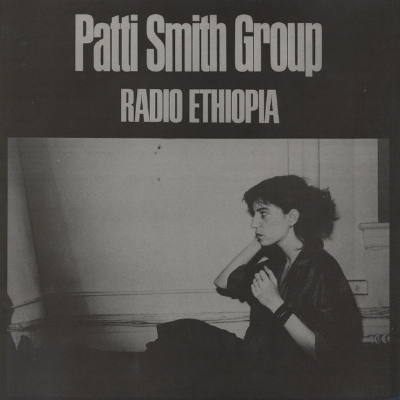 DISCO DE VINIL NOVO - PATTI SMITH GROUP - RADIO ETHIOPIA LP