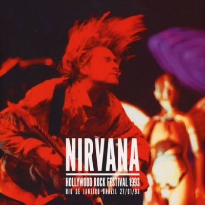 DISCO DE VINIL NOVO - NIRVANA - HOLLYWOOD ROCK FESTIVAL 1993 RIO LP DUPLO 180 G
