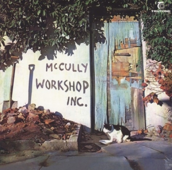 DISCO DE VINIL NOVO - McCULLY WORKSHOP - McCULLY WORKSHOP INC. LP 180 G
