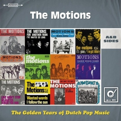 DISCO DE VINIL NOVO - THE MOTIONS - THE GOLDEN YEARS OF DUTCH POP MUSIC LP DUPLO 180 G