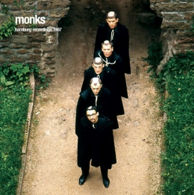 DISCO DE VINIL NOVO - THE MONKS - HAMBURG RECORDINGS 1967 LP 180 G