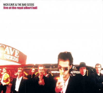 DISCO DE VINIL NOVO - NICK CAVE & THE BAD SEEDS - LIVE AT THE ROYAL ALBERT HALL LP DUPLO