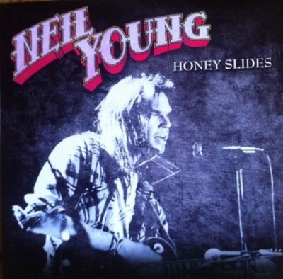 DISCO DE VINIL NOVO - NEIL YOUNG - HONEY SLIDES LP DUPLO COLORIDO