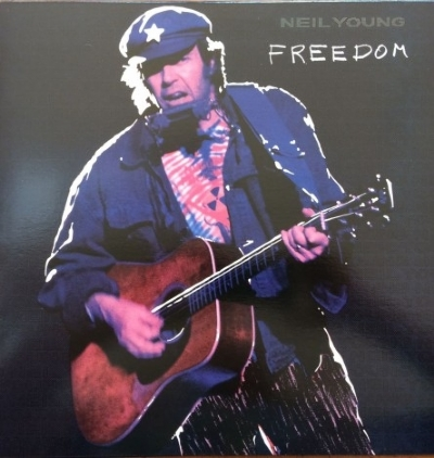 DISCO DE VINIL NOVO - NEIL YOUNG - FREEDOM LP
