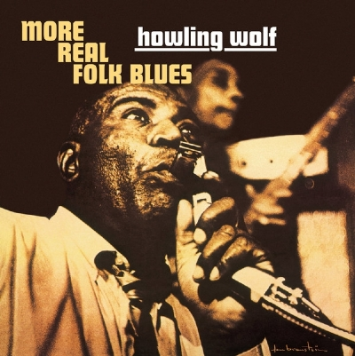 DISCO DE VINIL NOVO - HOWLIN´WOLF - MORE REAL FOLK BLUES LP 180 G