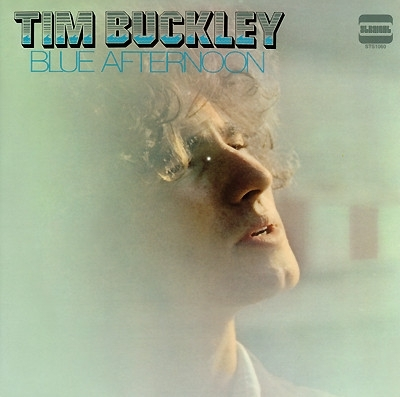 DISCO DE VINIL NOVO - TIM BUCKLEY - BLUE AFTERNOON LP 180 G