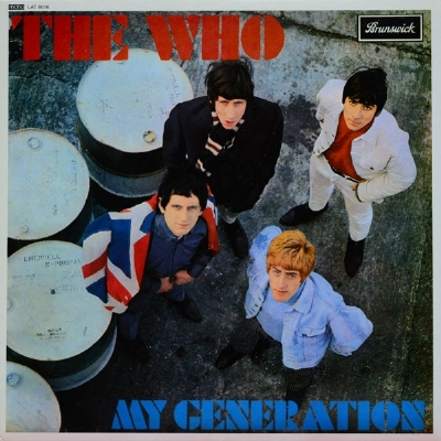Disco De Vinil Novo - The Who - My Generation Uk Lp