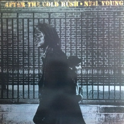 DISCO DE VINIL NOVO - NEIL YOUNG - AFTER THE GOLD RUSH LP COLORIDO