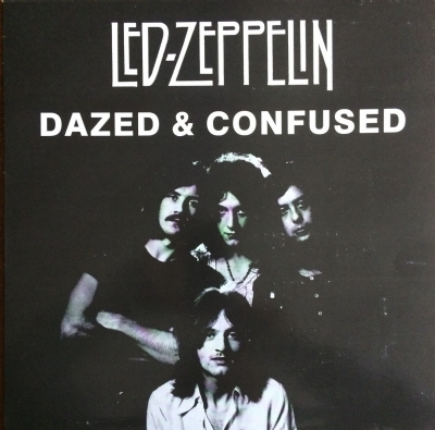 DISCO DE VINIL NOVO - LED ZEPPELIN - DAZED & CONFUSED (THE 1969 BBC SESSIONS) LP COLORIDO