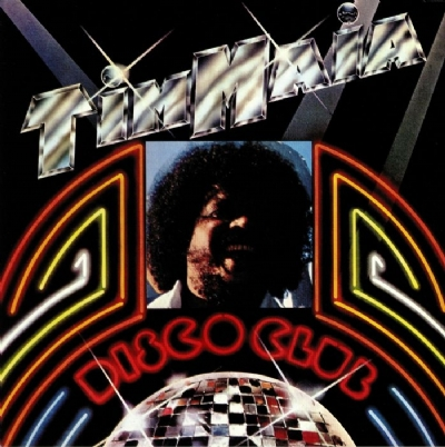 DISCO DE VINIL NOVO - TIM MAIA - DISCO CLUB LP 180 G