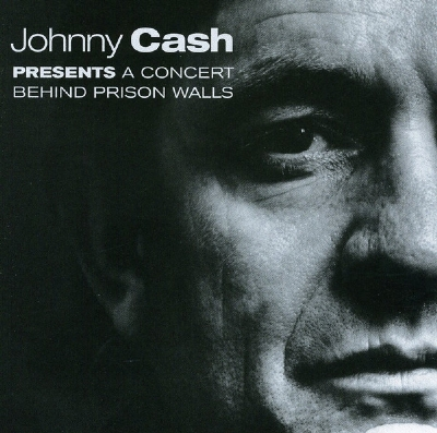 DISCO DE VINIL NOVO - JOHNNY CASH - A CONCERT BEHIND PRISON WALLS LP DUPLO 180 G COLORIDO