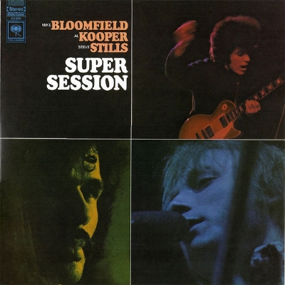 DISCO DE VINIL NOVO - MIKE BLOOMFIELD / AL KOOPER / STEVE STILLS - SUPER SESSION LP 180 G