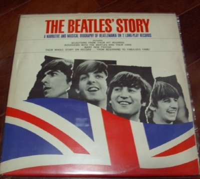 DISCO DE VINIL USADO - THE BEATLES - THE BEATLES´ STORY LP DUPLO