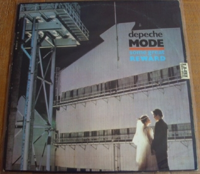 DISCO DE VINIL USADO - DEPECHE MODE - SOME GREAT REWARD LP