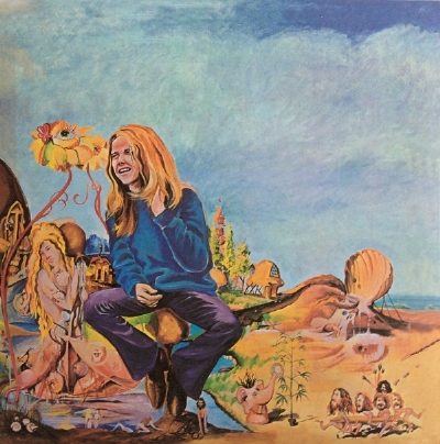 Disco De Vinil Novo - Blue Cheer - Outside Inside Lp 180 G Akarma