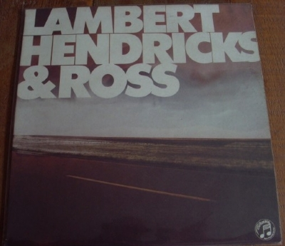 DISCO DE VINIL USADO - LAMBERT, HENDRICKS AND ROSS - LAMBERT, HENDRICKS AND ROSS LP