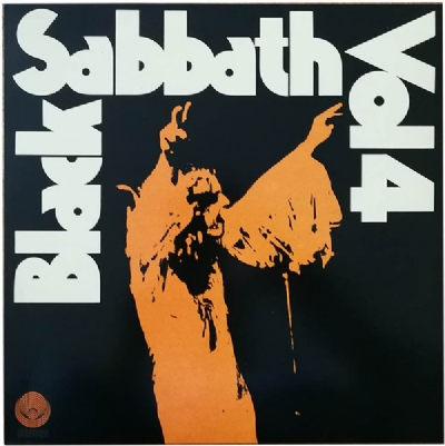Disco De Vinil Novo - Black Sabbath - Vol 4 Lp