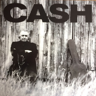 DISCO DE VINIL NOVO - JOHNNY CASH - UNCHAINED LP
