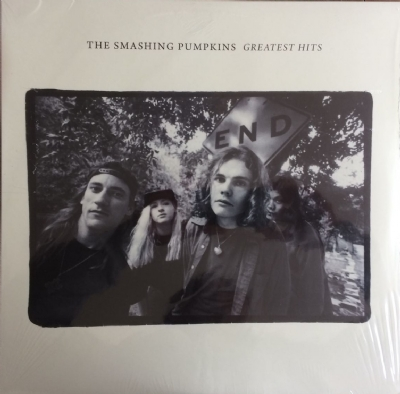 DISCO DE VINIL NOVO - SMASHING PUMPKINS - ( ROTTEN APPLES) GREATEST HITS LP DUPLO