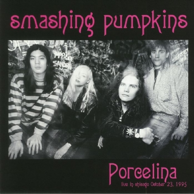 DISCO DE VINIL NOVO - SMASHING PUMPKINS - PORCELINA LIVE IN CHICAGO  LP DUPLO 180 G
