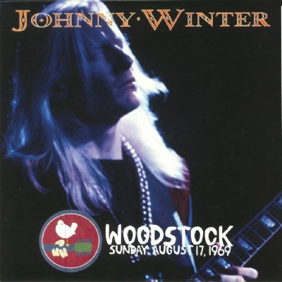Disco de vinil novo - Johnny Winter - Woodstock Experience LP duplo 180 G