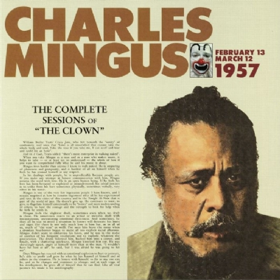 DISCO DE VINIL NOVO - CHARLES MINGUS - THE CLOWN LP 180 G