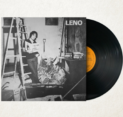 DISCO DE VINIL NOVO - LENO - VIDA E OBRA DE JOHNNY McCARTNEY LP 180 G