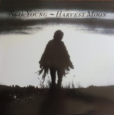 Disco De Vinil Novo - Neil Young - Harvest Moon Lp
