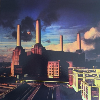 DISCO DE VINIL NOVO - PINK FLOYD - ANIMALS LP COLORIDO
