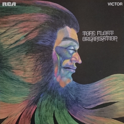 Disco De Vinil Novo - Organisation - Tone Float Lp