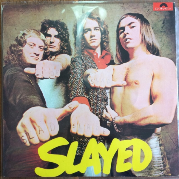 DISCO DE VINIL USADO - SLADE - SLAYED LP