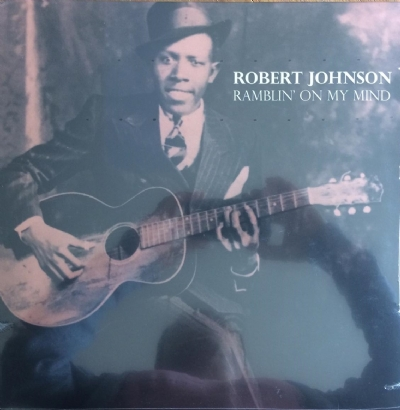 DISCO DE VINIL NOVO - ROBERT JOHNSON - RAMBLIN´ON MY MIND LP 180 G