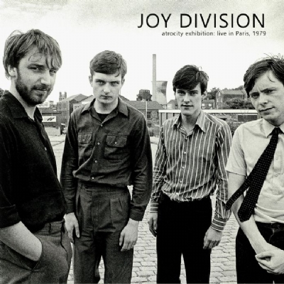 DISCO DE VINIL NOVO - JOY DIVISION - ATROCITY EXHIBITION: LIVE IN PARIS, 1979 LP 180G
