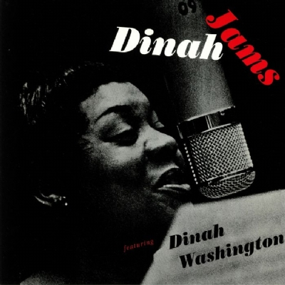 DISCO DE VINIL NOVO - DINAH WASHINGTON - DINAH JAMS LP 180 G