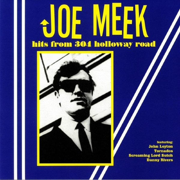 DISCO DE VINIL NOVO - JOE MEEK - HITS FROM 304 HOLLOWAY ROAD LP 180 G