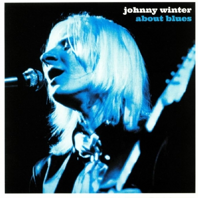 DISCO DE VINIL NOVO - JOHNNY WINTER - ABOUT BLUES LP 180 G