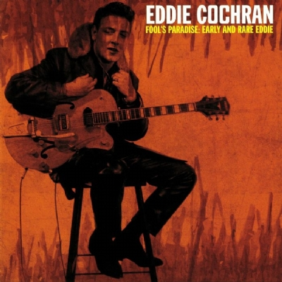 DISCO DE VINIL NOVO - EDDIE COCHRAN - FOOL´S PARADISE: EARLY AND RARE EDDIE LP 180 G
