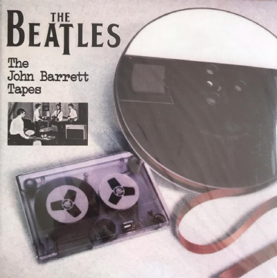 Disco De Vinil Novo - The Beatles - The John Barrett Tapes Lp