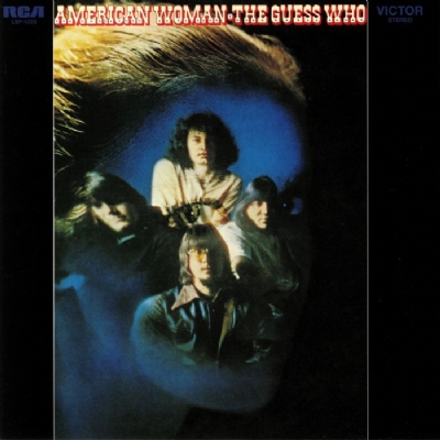 DISCO DE VINIL NOVO - THE GUESS WHO - AMERICAN WOMAN LP 180 G