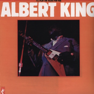 DISCO DE VINIL NOVO - ALBERT KING - I´LL PLAY THE BLUES FOR YOU LP 180 G