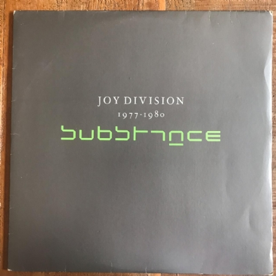 DISCO DE VINIL USADO - JOY DIVISION - SUBSTANCE LP