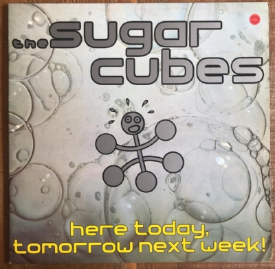 DISCO DE VINIL USADO - THE SUGAR CUBES - HERE TODAY, TOMORROW NEXT WEEK! LP