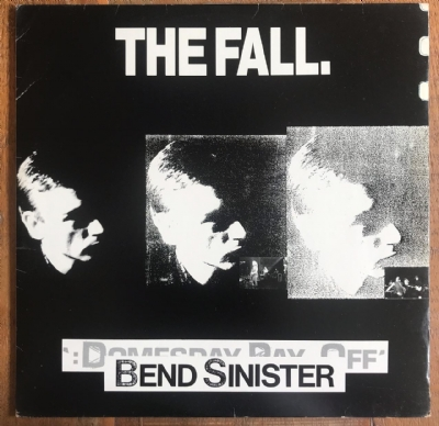 DISCO DE VINIL USADO - THE FALL - BEND SINISTER LP