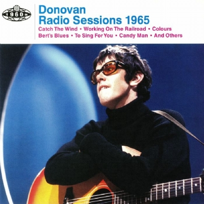 DISCO DE VINIL NOVO - DONOVAN - RADIO SESSIONS 1965 LP 180 G