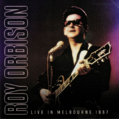 DISCO DE VINIL NOVO - ROY ORBISON - LIVE IN MELBOURNE 1967 LP 180 G