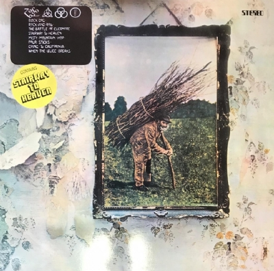 Disco De Vinil Novo - Led Zeppelin - Led Zeppelin IV Lp Colorido