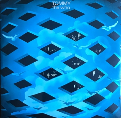 DISCO DE VINIL NOVO - THE WHO - TOMMY LP DUPLO 180 G